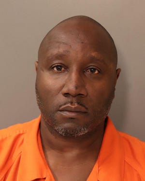 Eddie Nunley Jr. was charged with trafficking meth.