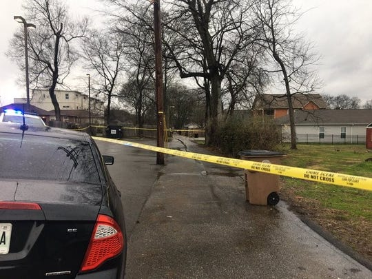 Nashville police on scene of a death investigation after a body was found on the 1800 block of Heiman Street Tuesday, Feb. 4, 2020
