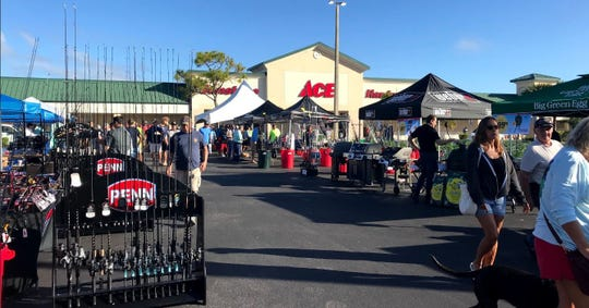 The fifth annual Sunshine Ace Hardware's Reel in the Sunshine fishing expo is Saturday in Bonita Springs.