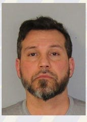 Francisco Realpe, 43, of Hoboken, was charged with sexually assaulting a 17-year-old student at Dickinson High School in Jersey City on Jan. 31, authorities said.