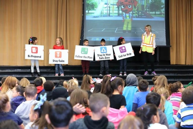 Bunni Benaron, along with her husband Rick, created Rocket Rules as a way to help young children become prepared for any natural disaster and for any dangerous situation that may occur in their home, school or community.