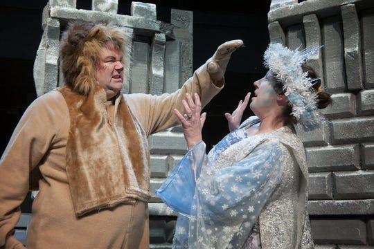 "DreamWrights Center for Community Arts presents ""The Lion, the Witch and the Wardrobe,"" Feb. 14-23"