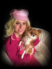 "The Belmont Theatre presents ""Legally Blonde -- The Musical,"" Feb. 14-23."