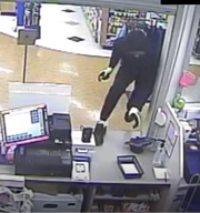Northern Regional Police said four men robbed the Rite Aid in Jackson Twp. on Feb. 3, 2020, jumping the counter, ordering people to get on the ground and sprayed a pepper spray-type substance in their faces.