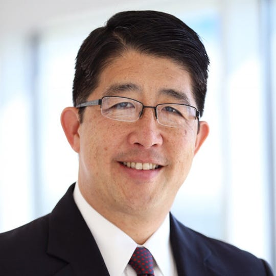 David Tam was chosen as Beebe Healthcare's new president and CEO.
