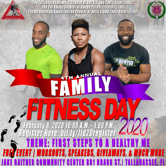 Family FItness Day will be Feb. 8.