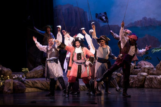 """Opening Nights presents a swashbuckling romp with """"The Pirates of Penzance"""" on Feb. 11 at Ruby Diamond Concert Hall."""