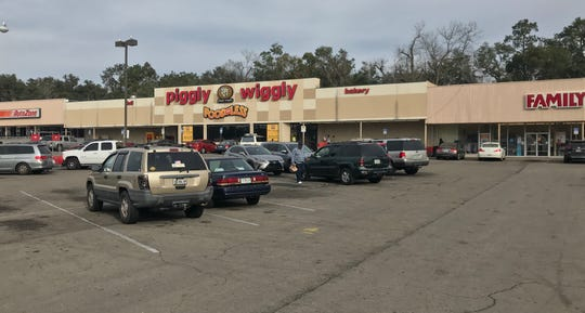 One man was stabbed in a fight in the parking lot of a shopping center at South Monroe Street and Towne South Boulevard.