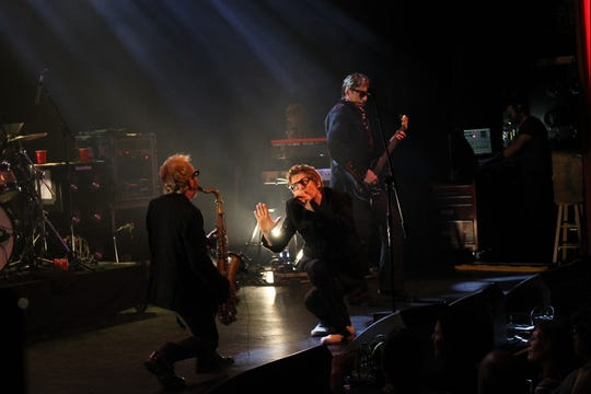 Whether you're just discovering The Psychedelic Furs with Elettrodomestico or you've been a fan since the beginning, don't miss this chance to see them in your hometown!
