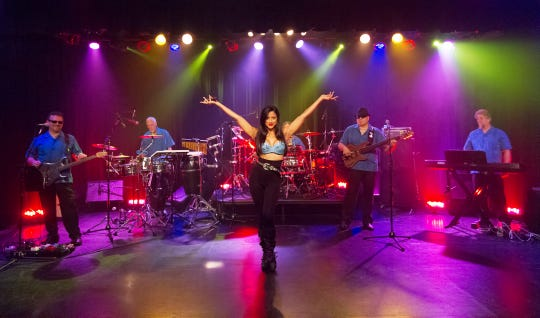 With Genessa & The Selena Experience, Escobar and her band bring Selena's hits to life, including Como la Flor and Dreaming of You.