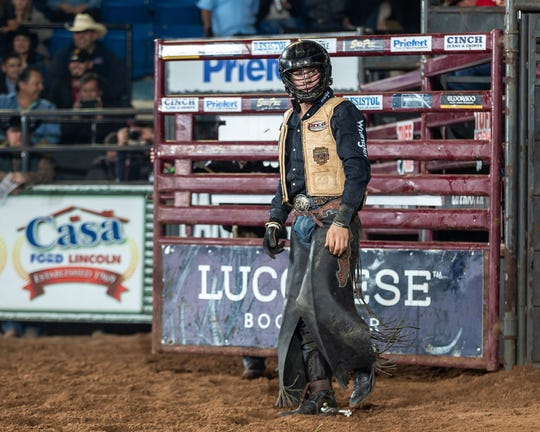 Rodeo life is in the blood for Trey Kimzey, who will be competing at the 15th annual Casa Ford Tuff Hedeman Bull Riding event this weekend at the El Paso County Coliseum.