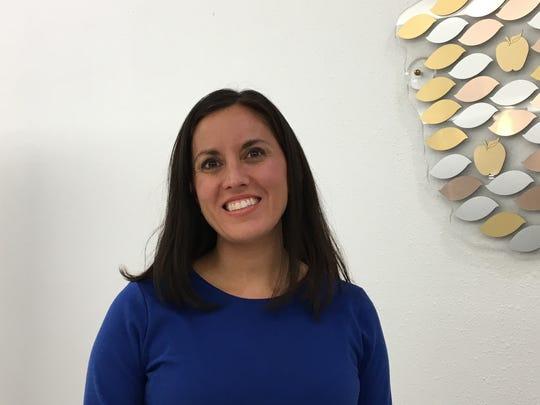 Cristina Tzintzún Ramirez is a Democrat running for U.S. Senate in Texas.