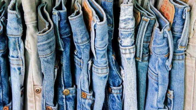 Vineland High School's Project Graduation will sponsor a Teens for Jeans Denim Drive through Feb. 29.