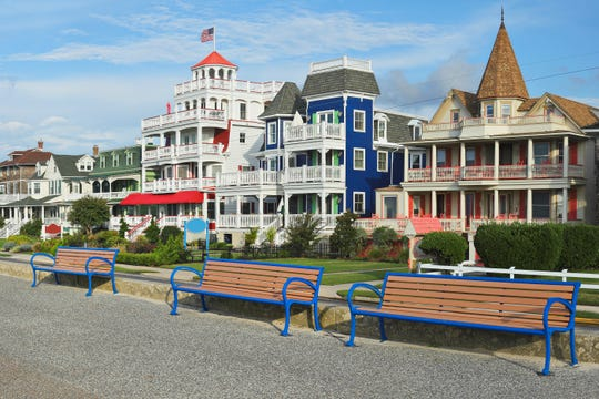 Cape May has two RV parks which give you access to all Cape May has to offer, including the Victorian architecture along the promenade in the historic district of Cape May. Located at the southern tip of Cape May Peninsula, It is one of the country's oldest vacation destinations.