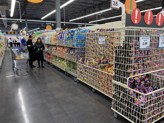 Bingo Wholesale opened its store on Route 70 in Lakewood, New Jersey, in January 2019.