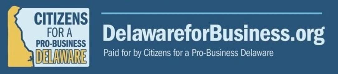 Citizens For a Pro-Business Delaware Logo