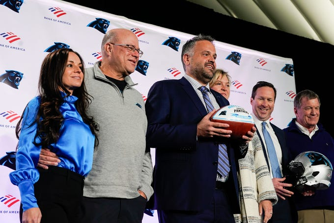 32. Carolina Panthers (Previous: 32): Not only did they drop last eight games, they did so by an average of nearly 17 points. Newly hired HC Matt Rhule has a lot to figure out, starting with what to do about lame-duck QB Cam Newton.