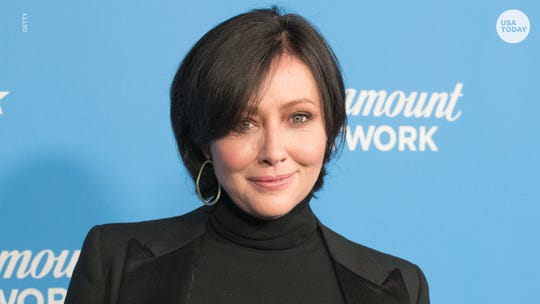 Shannen Doherty reveals stage 4 cancer diagnosis: 'A bitter pill to swallow'