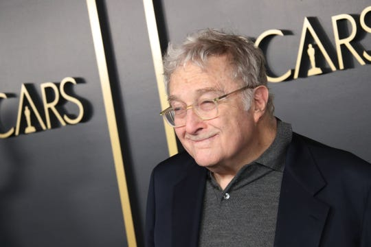 Singer/composer Randy Newman at the 2020 Oscar Nominees Luncheon in Los Angeles last month.