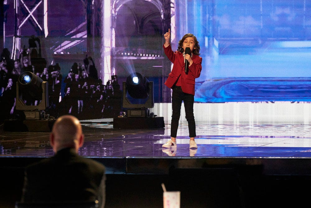 The Champions` semifinals: J.J. Pantano, 7, roasts...