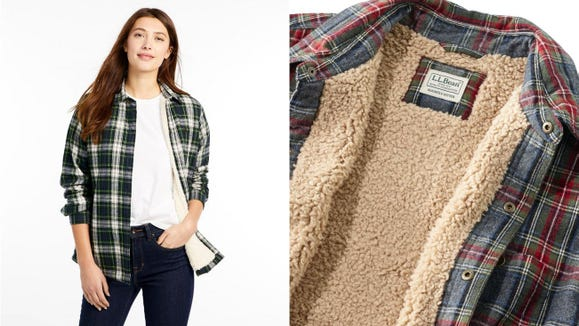Cozy and practical.
