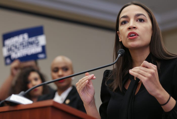 Ocasio-Cortez faces first re-election test as progressives work to maintain their movement