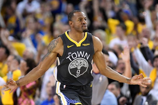 Andre Iguodala, who hasn't played a game for Memphis, wants to go to a different team.