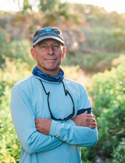 Duane DeFreese, executive director of the Indian River Lagoon National Estuary Program, is the 2020 recipient of the LEAD Brevard's Rodney S. Ketcham Leadership Icon Award.
