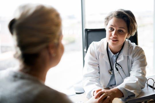 If you don't understand what your doctor is saying, speak up to ask what he or she means.