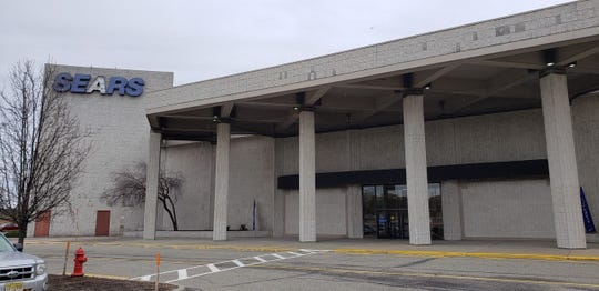 The Sears store at Woodbridge Center will be closing in April.