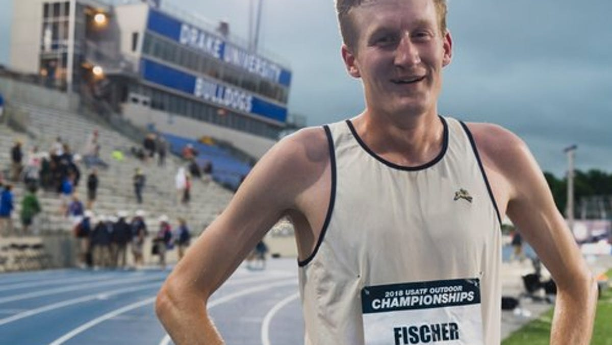 Mile Posts Marathon Trials Q A With Former Drake Runner Reed Fischer