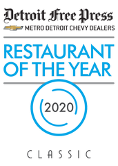 2020 Restaurant of the Year Classic