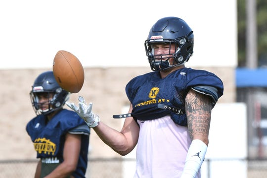 Braiden McGregor, a defensive end from Port Huron Northern, already is enrolled at Michigan.
