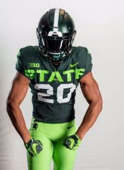 Darius Snow, a safety from Texas, already is enrolled at Michigan State.