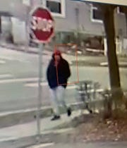Elmira police are seeking assistance in identifying this man, the suspect in an attempted abduction.