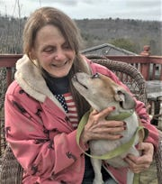 Charlie, a beagle-chihuahua mix, almost ended up homeless when his owners were told by their landlord they couldn't keep him. That was before animal rescuer Linda Reichel took him in.