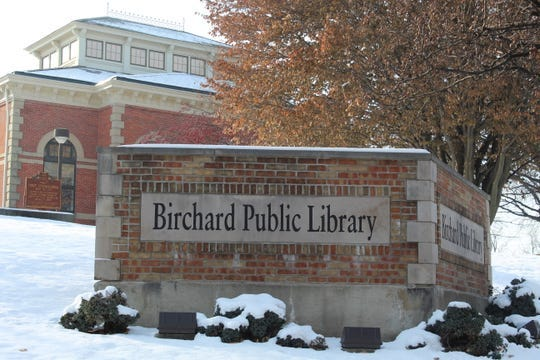 Birchard Public Library announced plans for its main library and branches for February.