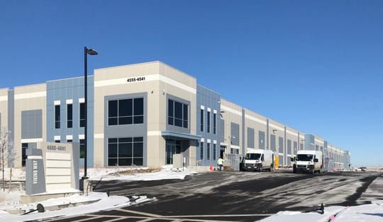 A new Amazon facility is located in Loveland and pictured on Feb. 5, 2020.