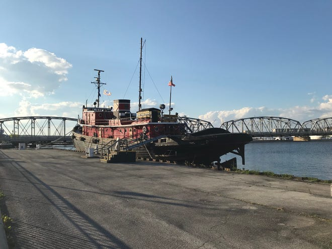 The historic John Purves tugboat remains an integral part of Sturgeon Bay's West Waterfront re-development, which the common council discussed Tuesday.