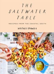 """Chef Whitney Otawka's first cookbook is """"The Saltwater Table."""""""