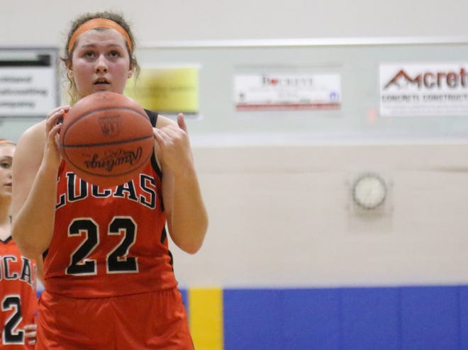 Lucas senior Jessie Grover was named special mention All-Ohio. It is her third consecutive All-Ohio honor.