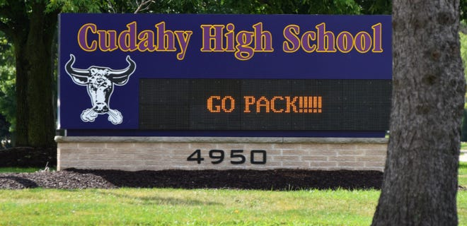 The Cudahy School Board denied a proposal to close an elementary school and merge the middle and high schools. The school district is looking for ways to address declining enrollment and budget issues.
