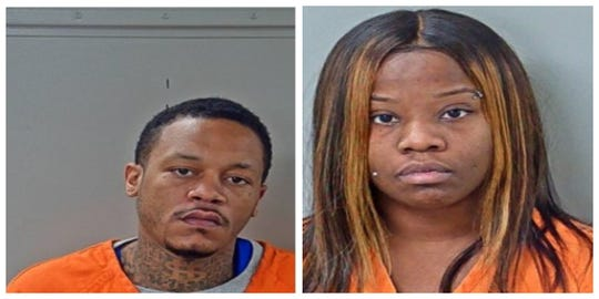 Authorities Kalum Shamar Alexander, 31, and Alyncia Latoya Sales, 30, of La Vergne after they say they busted the couple for selling heroin.