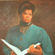 Painting, oil on canvas, Ida B. Wells-Barnett, by Larry Walker, 1994. Ida B. Wells-Barnett, who worked as a teacher and a journalist in Memphis, was an important advocate for African Americans' and women's rights. She formed a suffrage organization for African American women while living in Chicago and protested efforts to segregate African American women in a 1913 Washington, D.C., suffrage parade.