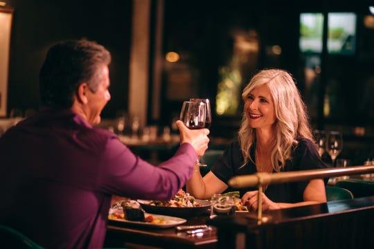 Enjoy dinner at one of Naples' fine dining restaurants.