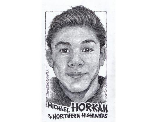Michael Horkan, Northern Highlands swimming