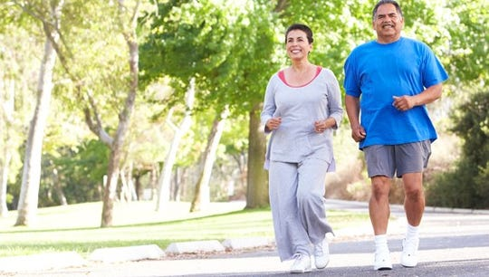 Losing weight, eating healthy and staying active is a good way to combat prediabetes.