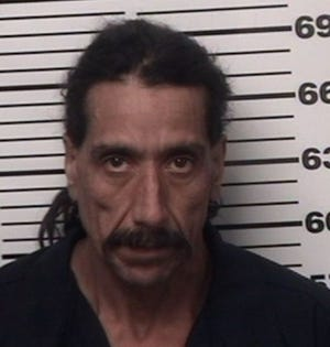 Rodrigo Gonzalez was arrested for Feb. 3 during an Eddy County Sheriff's investigation into stolen copper wire and stolen property.