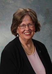 Portrait of New Mexico Rep. Joy Garratt (D-29)