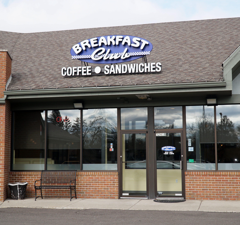 Breakfast Club Whats Happenin Adult Tank Top